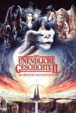 NeverEnding Story 2: The Next Chapter - German Style Poster