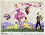 The Sound of Music -  Style Pósters