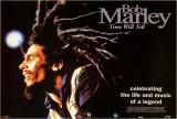 Bob Marley - Time Will Tell Kunstdruck