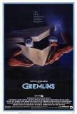 Gremlins, 1984 (filmový plakát vangličtině) Plakáty