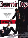Reservoir Dogs - French Style Poster