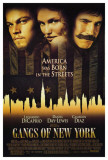 Gangs of New York Posters