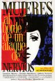 Naisia hermoromahduksen partaalla Poster