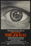 The Day of the Jackal - UK Style Affiches