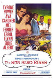 The Sun Also Rises Posters