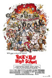 Rock n Roll High School Kunstdruck