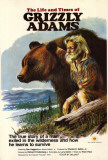 The Life and Times of Grizzly Adams Prints