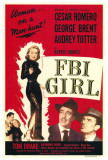 FBI Girl Photo