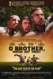 O Brother Where Art Thou? Plakater