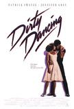 Hříšný tanec / Dirty Dancing, 1987 (filmový plakát vangličtině) Plakát
