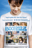 500 Days of Summer - Swedish Style Posters
