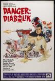 Danger: Diabolik Posters