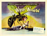 The Wasp Woman -  Style Kunstdrucke
