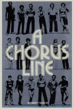 Chorus Line, A (Broadway) Posters