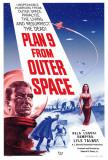 Plan 9 aus dem Weltall Poster
