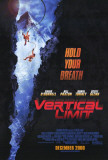 Vertical Limit Julisteet
