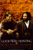 Will Hunting Affiche