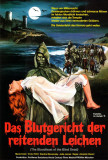 The Blind Dead 4 - German Style Posters