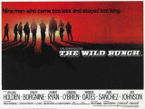 The Wild Bunch Print