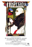 Nosferatu wampir Plakaty