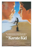 The Karate Kid Plakater