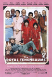 The Royal Tenenbaums Posters