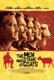 The Men Who Stare at Goats Posters