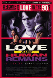 Love And Human Remains Poster