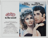Grease -  Style Posters