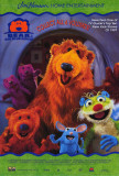 Bear in the Big Blue House Print
