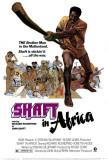 Shaft in Afrika Kunstdrucke
