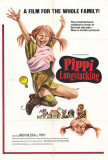 Pippi Longstocking Affiches