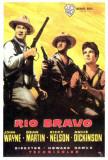 Rio Bravo - Spanish Style Posters