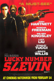Lucky Number Slevin Posters