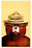 Smokey the Bear Pósters