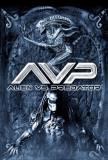 Alien Vs. Predator - Brazilian Style Plakater
