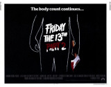 Friday the 13th Part 2 -  Style Posters