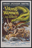 Viking Women and the Sea Serpent Prints