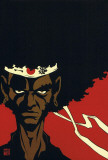 Afro Samurai - Japanese Style Photo
