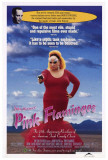 Pink Flamingos Posters