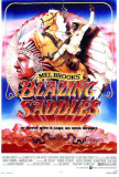 Blazing Saddles Print