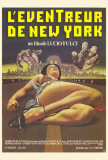 New York Ripper - French Style Affiches