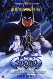 Batman &amp; Mr. Freeze: SubZero Print