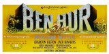 Ben-Hur - Belgian Style Affiches
