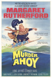 Murder Ahoy Posters
