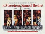 Vlak do stanice Touha / A Streetcar Named Desire, 1951 (filmový plakát vangličtině) Plakát