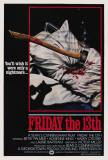 Fredagen den 13:de Posters