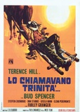 They Call Me Trinity - Italian Style Poster