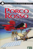Porco Rosso - French Style Posters