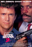 Lethal Weapon 2 Posters